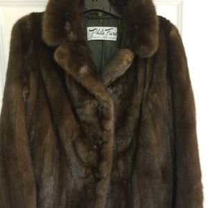 Phil's Furs Outerwear on Poshmark